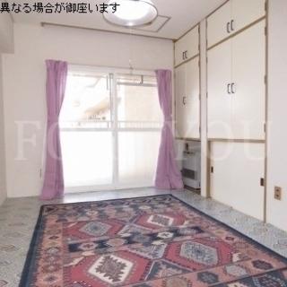『地下鉄1分』『都市ガス分譲マンション』管理費込みで家賃3万円台☆