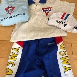 YMCA体操服