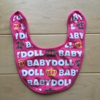 BABY DOOL ベビードール⭐️リバーシブル スタイ
