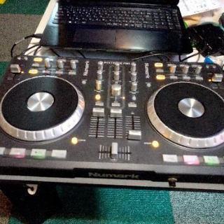 【PCDJ★NUMARK★MIXTRACK PRO】DJ機材 ミキサー