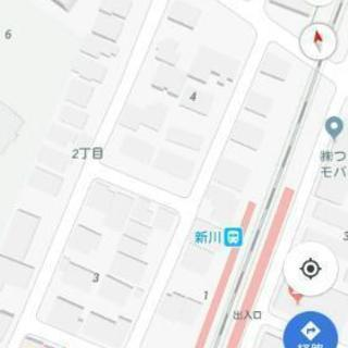 新川駅 目の前 駐車場 限定一台