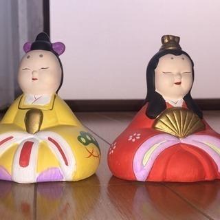 行事飾り・人形