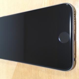 au iPhone6  64GB スペースグレイ バッテリー最大...