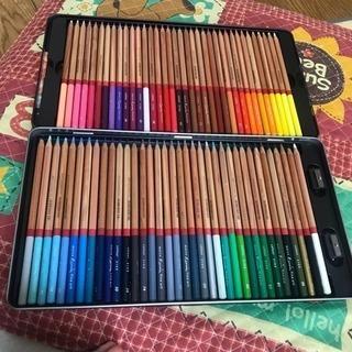 色鉛筆セット 72色 ほぼ新品  12月末まで