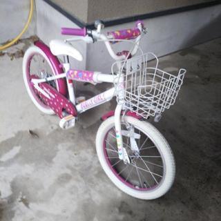 子供用自転車 DUALLY GIRL 18インチ