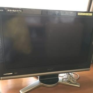 お譲り先決まりました! AQUOS テレビ 32V型