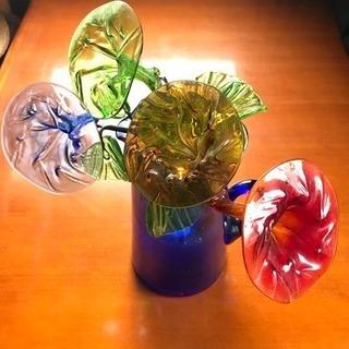 琉球ガラス ガラスピッチャー