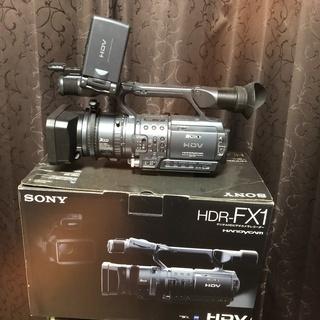 ソニー・HDR-FX1・ハイビジョンハンディーカム・