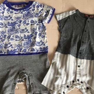 80㎝ 夏用 ベビー服
