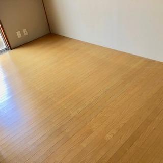 急募◆ウッドカーペット 江戸間6帖 畳を敷くだけでフローリングに