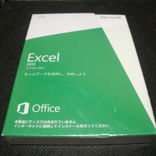 Microsoft Office Excel 2013