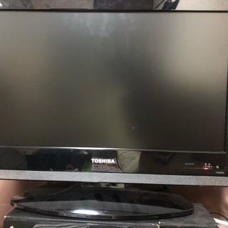 テレビ TOSHIBA