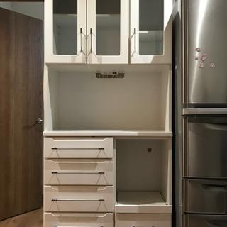 カップボード 食器棚 レンジ台