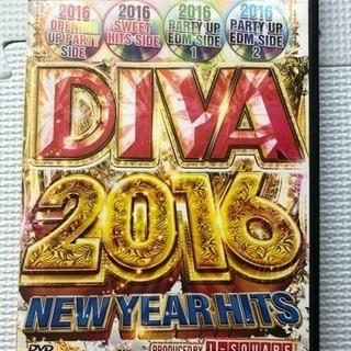 【値下げ】DIVA2016とGREATEST HITS 2013...