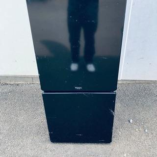 233番 MORITA✨ノンフロン冷凍冷蔵庫❄️MR-F110MB‼️