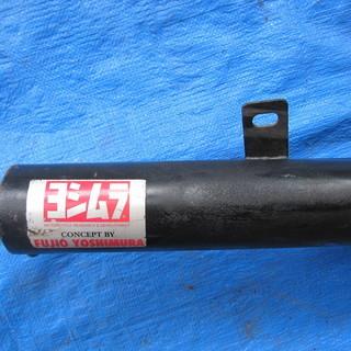 ヨシムラ フジオ、モリワキCB750F ショート管