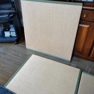 【引き渡し先決定】半畳 畳 中古タタミ 16枚お譲りします