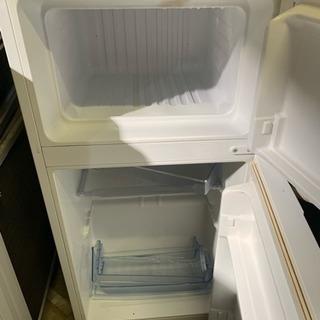 冷蔵庫 haier JRーN100A 2009年