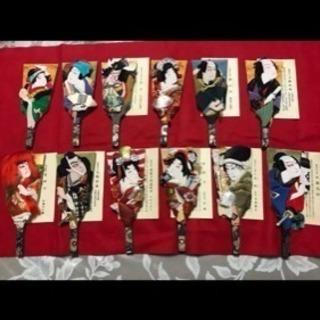 羽子板飾り 歌舞伎