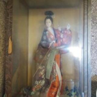 (交渉中)取りに来れる方限定 日本人形