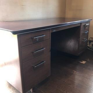 オフィス用両側引き出し机
