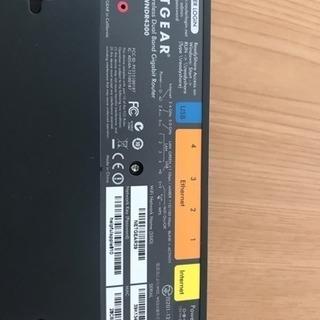 無線ルーター NETGEAR WNDR4300
