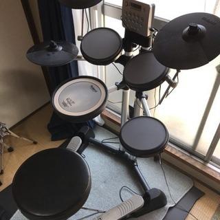 Roland HD-3 電子ドラム ★スローン&防振マット付き