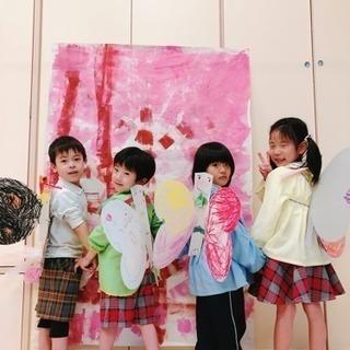 アトリエ カフェ イエ 六本松校・福岡「こどものためのART教室体験レッスン」の画像