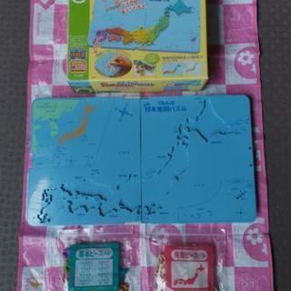【売り切れました】くもん 日本地図 パズル