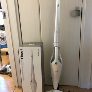 floova充電式ハンディサイクロン掃除機