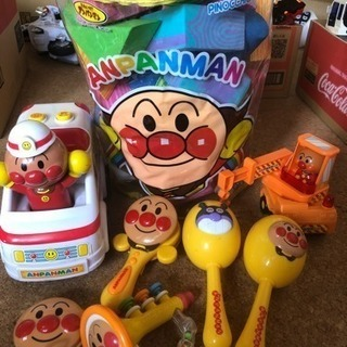 アンパンマン色々