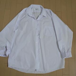 男子学生用スクールシャツ(長袖B体)