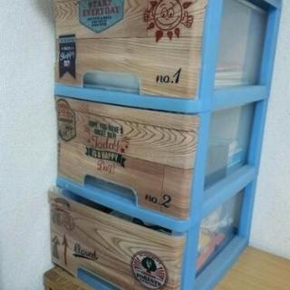 プラスチック 収納ボックス