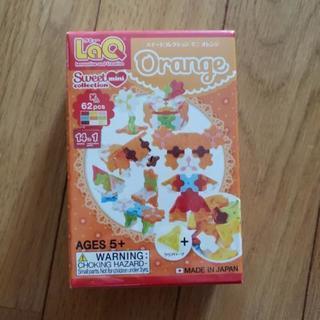 未開封 ラキュー スイートコレクションミニ オレンジ