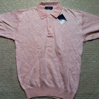 ニットシャツ  メンズ