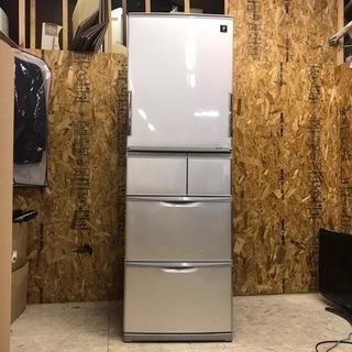 @22引取歓迎! シャープ大型冷蔵庫 5ドア 配達日指定可能!