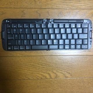 REUDO 折りたたみBluetooth キーボード RBK-2...