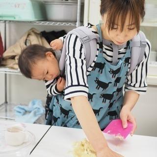 草加市お子さま連れokパン教室5月レッスンメニュー - 料理