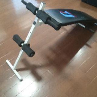腹筋背筋トレーナー 2000円