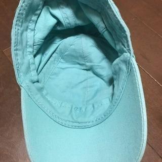 LA赤ちゃん用帽子【美品】ベビーキャップ