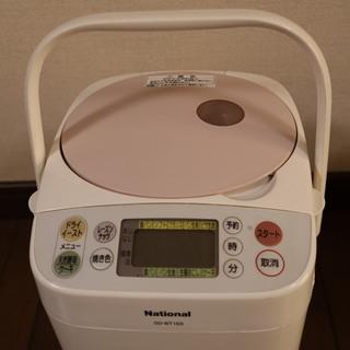 ホーム・ベーカリー 家庭用パン焼き機