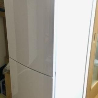 ハイアール 2ドア冷蔵庫 2017年製
