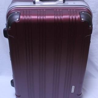 グリフィンランド 大型スーツケース カギ付き