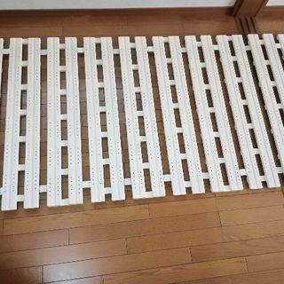布団下すのこ 折り畳み式