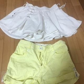 女性服スカート・ズボン150〜160cm5枚