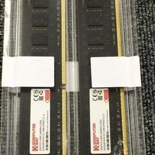 【訳あり品】DDR3 16GB 8GB×2