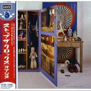 オアシス ストップ・ザ・クロックス(初回生産限定盤)(DVD付...