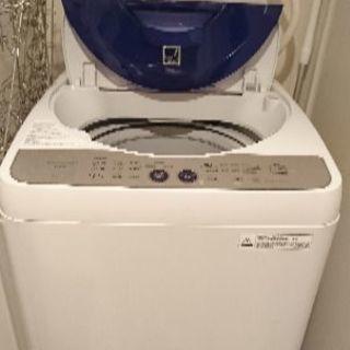 洗濯機無料で譲ります。