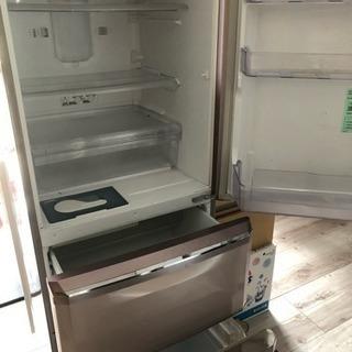 三菱335L冷凍庫2011年製