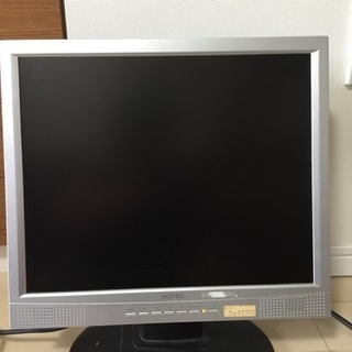パソコン  ディスプレイ SOTEC